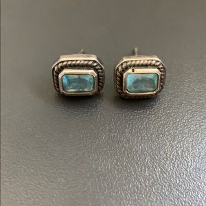 Jewelry - Topaz earring